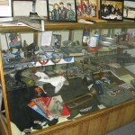 History paraphernalia donated by veterans