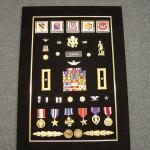 Medium Size Army Officer Gold Fillet